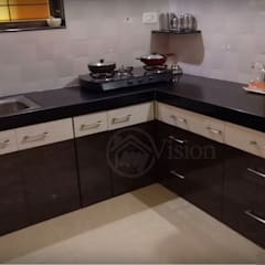Kitchen by My Vision Interiors