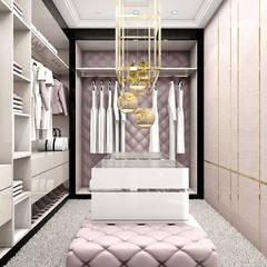 IT IS LIKE OXYGEN | III | Wnętrza domu: styl , w kategorii Garderoba zaprojektowany przez ARTDESIGN architektura wnętrz