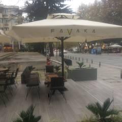 Akaydın şemsiye – FAVAKA ŞEMSİYESİ:  tarz Teras