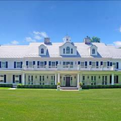 منازل تنفيذ DeMotte Architects, P.C.,