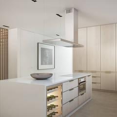 Kitchen units by Exit Pracownia Projektowa