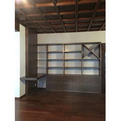 :  Wine cellar by Hall Arquitectos