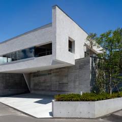 外観: 庄司寛建築設計事務所 / HIROSHI SHOJI  ARCHITECT&ASSOCIATESが手掛けた一戸建て住宅です。