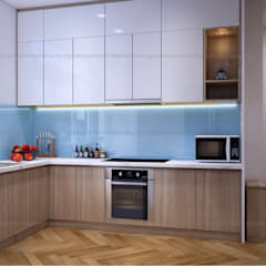 Kitchen units by AcilB Design