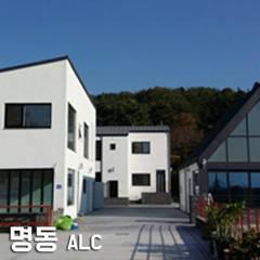 Passive house by 주식회사 미트하임