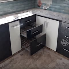Aravind Kumar |Malkajgiri:  Kitchen by My Vision Interiors