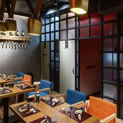 : Ресторации в . Автор – YUDIN Design