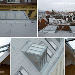 Roof by Architekt DI Bernd Brandner