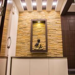 الممر الحديث، المدخل و الدرج من Modulart حداثي