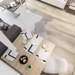Espaces commerciaux de style  par Alexandradesigner