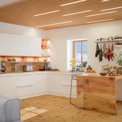 Cocinas de estilo  por Alexandradesigner