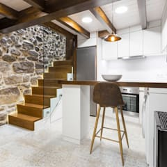 Stairs by Arela Arquitectura