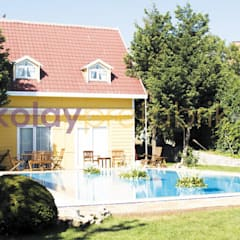 Villas by Kolay Prefabrik Evler
