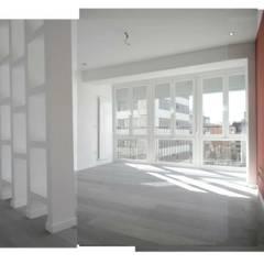 Habitaciones pequeñas de estilo  por Árbol Arquitectura