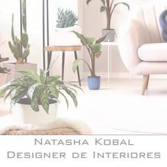 Capa: Salas de estar  por Natasha Kobal Interiores