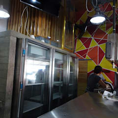 Winkelruimten door bello diseño interior