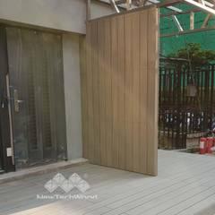 บ้านสำหรับครอบครัว by 新綠境實業有限公司