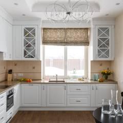 Кухня: Кухни в . Автор – Архитектурная студия 'АВТОР'