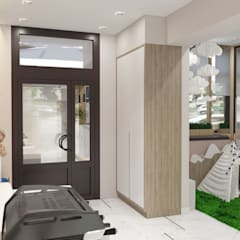 Студия авторского дизайна ASHE Home:  tarz Hastaneler