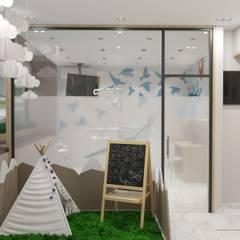 مستشفيات تنفيذ Студия авторского дизайна ASHE Home