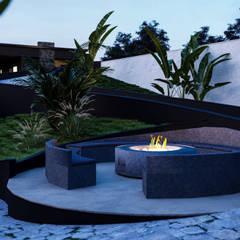 Artmahal Yapı A.Ş. – Artmahal Urla:  tarz Kayalı bahçe