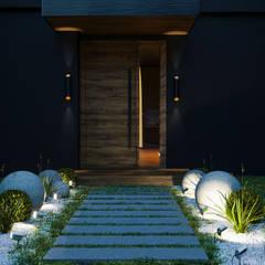 Front doors by Artmahal Yapı A.Ş.,