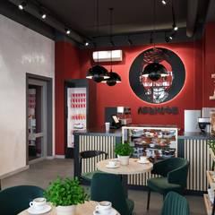 Gastronomía de estilo  por Студия авторского дизайна ASHE Home