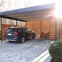 Carport de style  par Schmiedekunstwerk GmbH