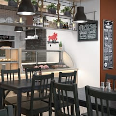 Gastronomy by Santoro Design Render
