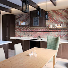 Built-in kitchens by ARCH IG