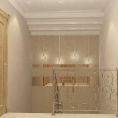 Escaleras de estilo  por Дизайн интерьера в Калининграде. 4LifeDesignStudio