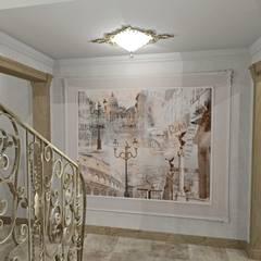 Trap door Дизайн интерьера в Калининграде. 4LifeDesignStudio