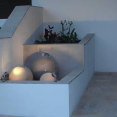 Casa habitación en la ciudad de Morelia.: Condominios de estilo  por ARQUITECTOS UNION SC DE RL DE CV