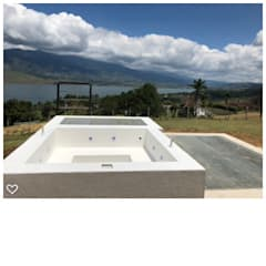 Hot tubs by Arcor Constructores , Rustic