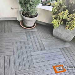 شرفة تنفيذ Outdoor Floors Toronto