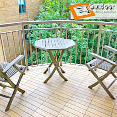 Balkon by Outdoor Floors Toronto
