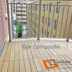 Balcony by Outdoor Floors Toronto