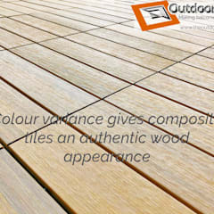Varandas  por Outdoor Floors Toronto