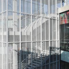 Enchanter( 앙샹떼)_풍동 근린생활시설: 건축사사무소 이가소 / igaso architects & planners 의  상업 공간,모던