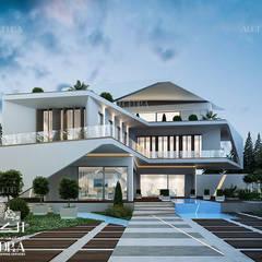 Our Work:  Multi-Family house by ALGEDRA iç tasarım