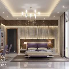 Cuartos pequeños de estilo  por ALGEDRA iç tasarım
