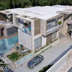Our Work:  Villas by ALGEDRA iç tasarım