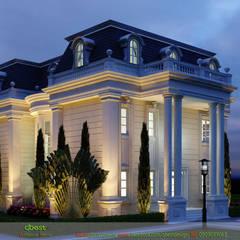 Villas by Công ty TNHH Thiết kế và Ứng dụng QBEST, Colonial