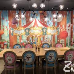 ร้านอาหาร by Zendo 深度空間設計