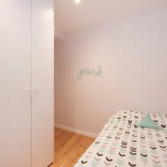 Dormitorio Infantil | Sincro: Dormitorios infantiles de estilo  de Sincro