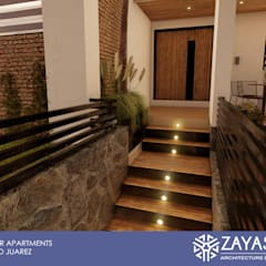 Condominios de estilo  por Zayas Group,
