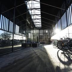 Winkelpand Action in Dongen:  Winkelruimten door Bureau Ha Architecten