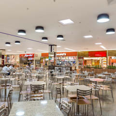 ItaúPower Shopping : Shopping Centers  por Marcelo Sena Arquitetura