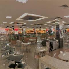 Shopping Centres by Marcelo Sena Arquitetura