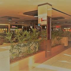 Winkelcentra door Marcelo Sena Arquitetura